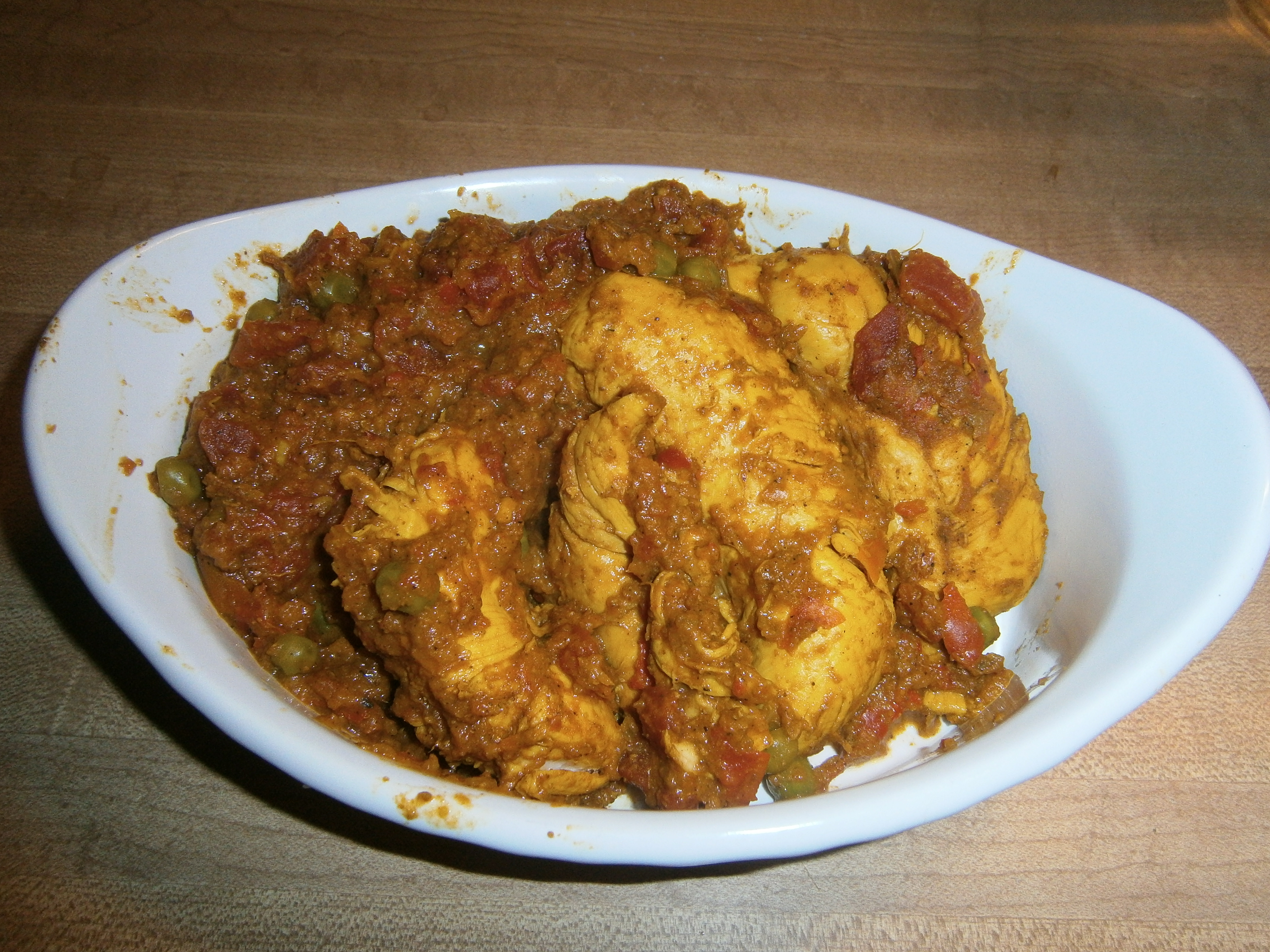 Easy Chicken Madras Recipe Suzan