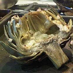 killer artichokes recipe