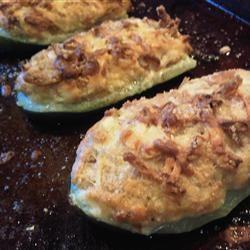 Stuffed Zucchini I