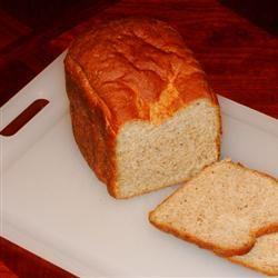 Honey Oatmeal Bread I