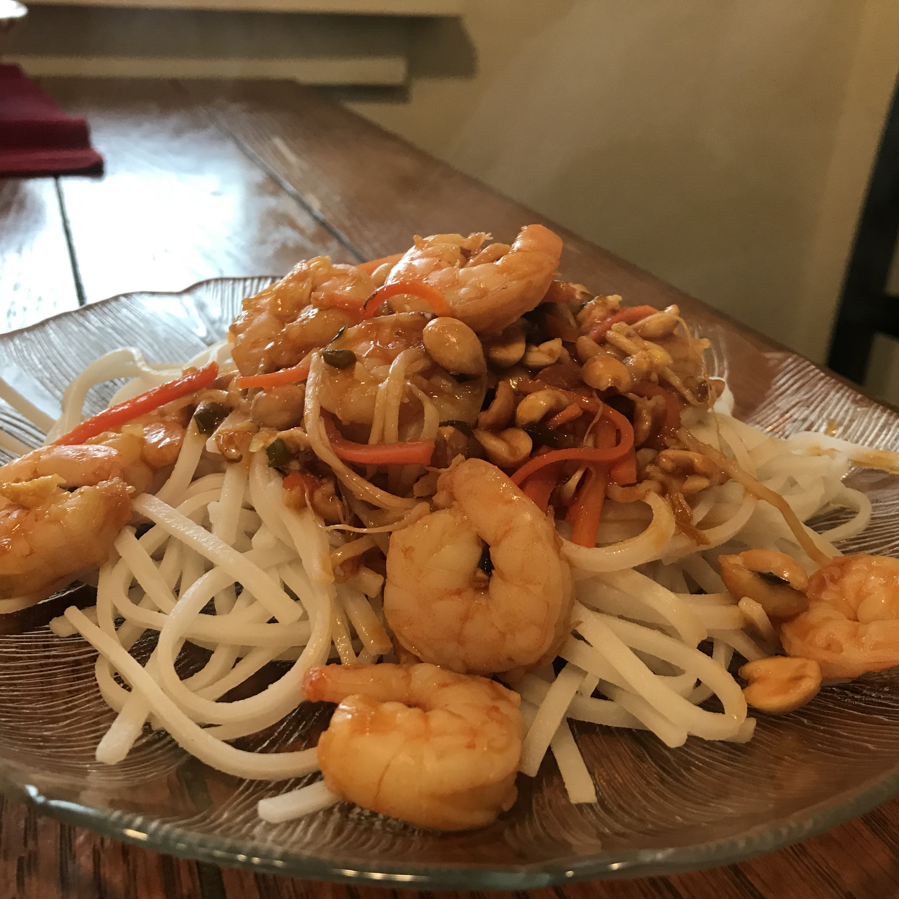 Shrimp Pad Thai CapitalCityCook