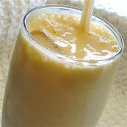 Honey-Mango Smoothie