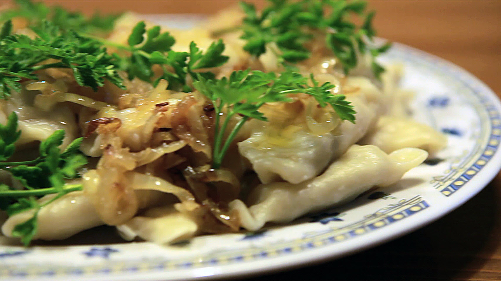 Pierogi (Traditional Polish Dumplings)