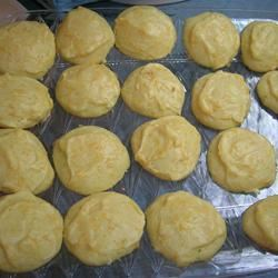 Orange Drop Cookies IV