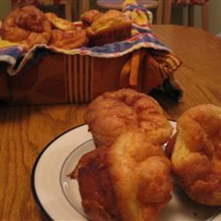 Traditional Popovers Nora