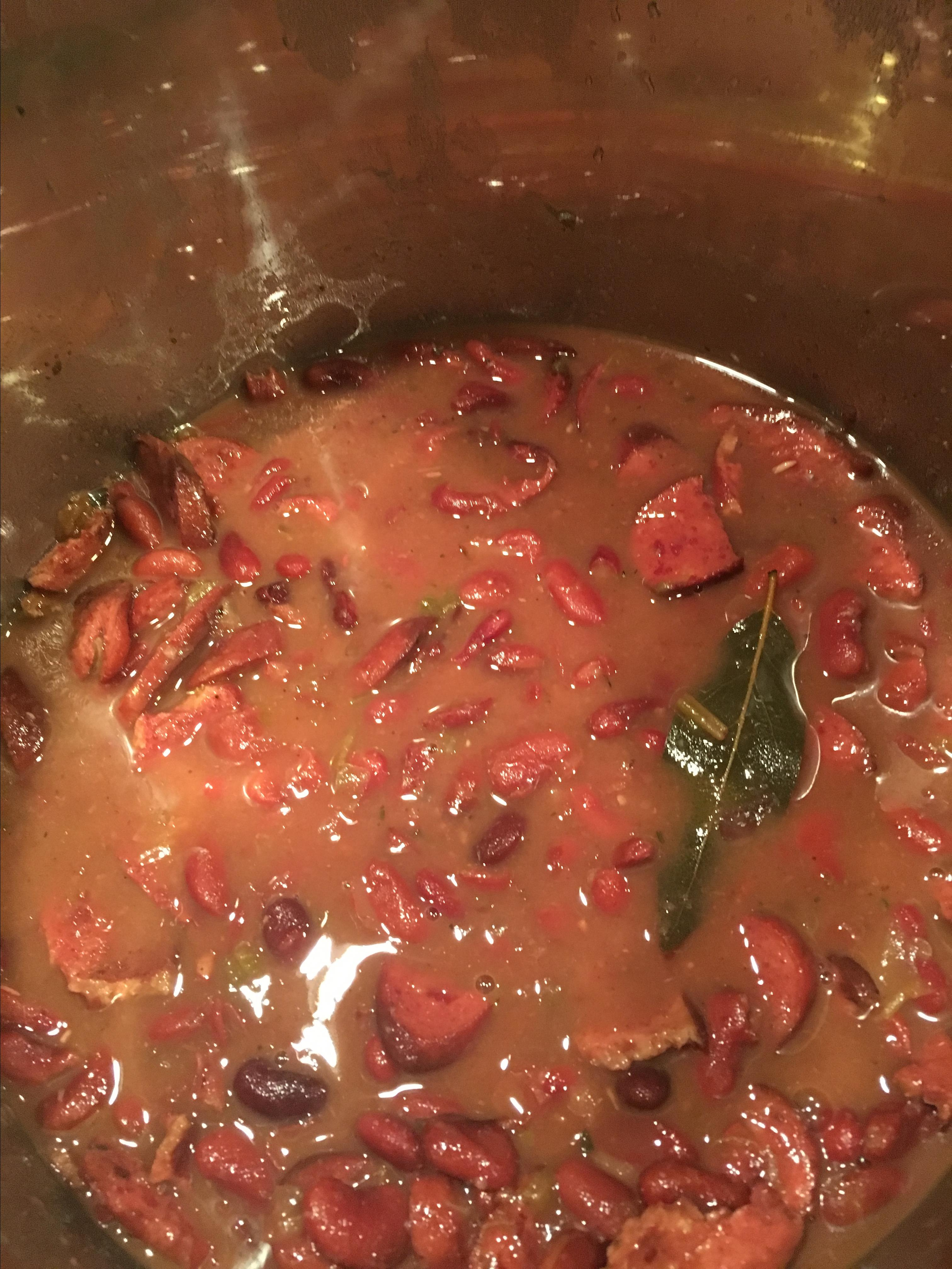 Instant Pot® Red Beans and Rice