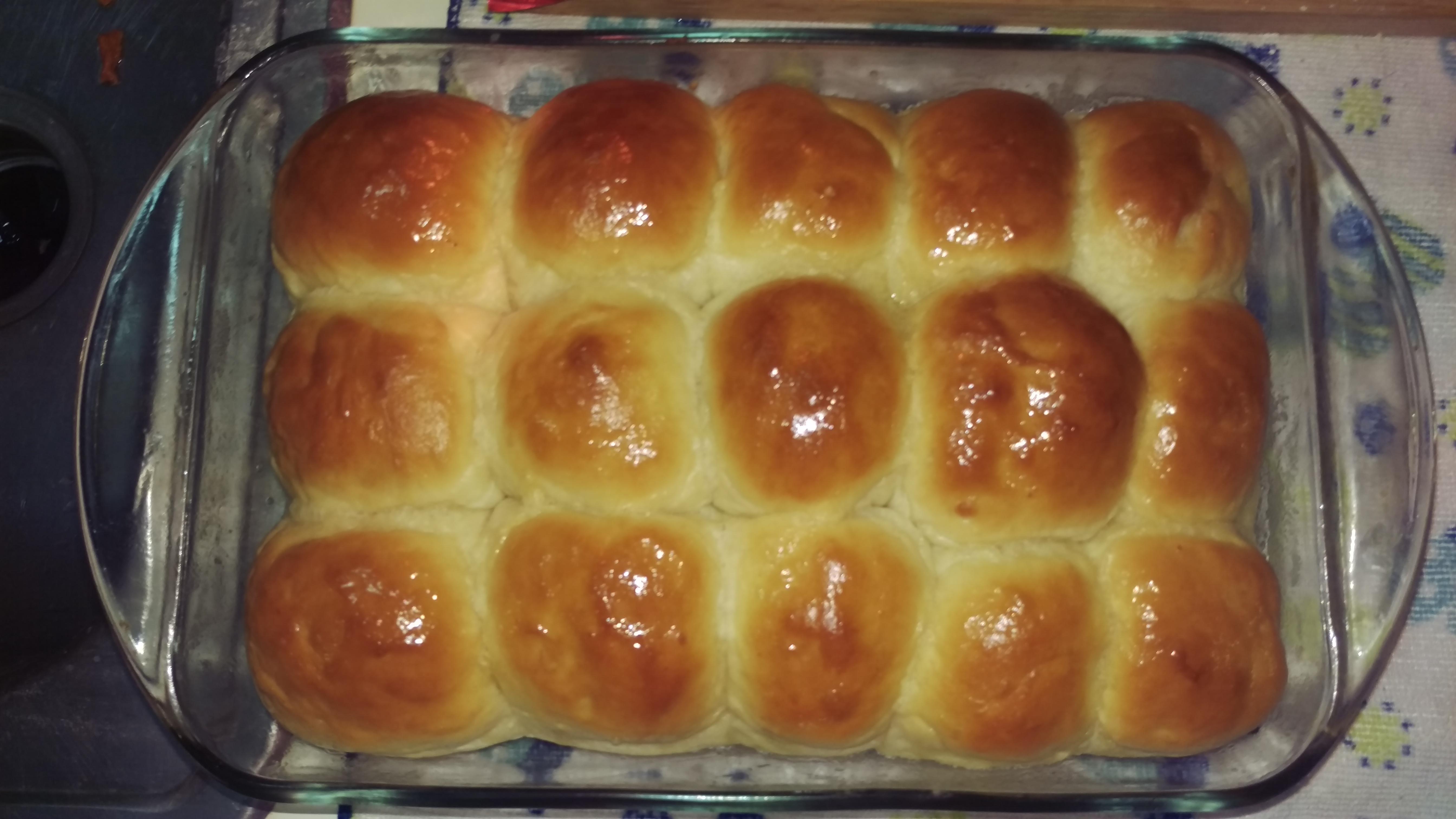 Grandma Rita's Soft Butter Rolls