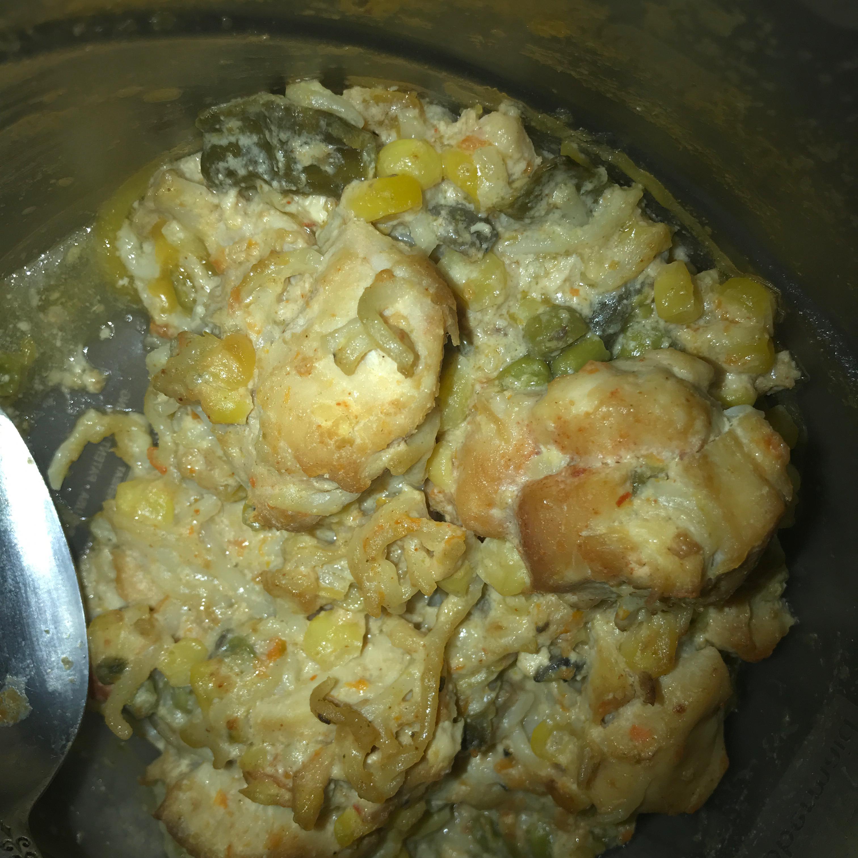 Slow Cooker Casserole qdm4u