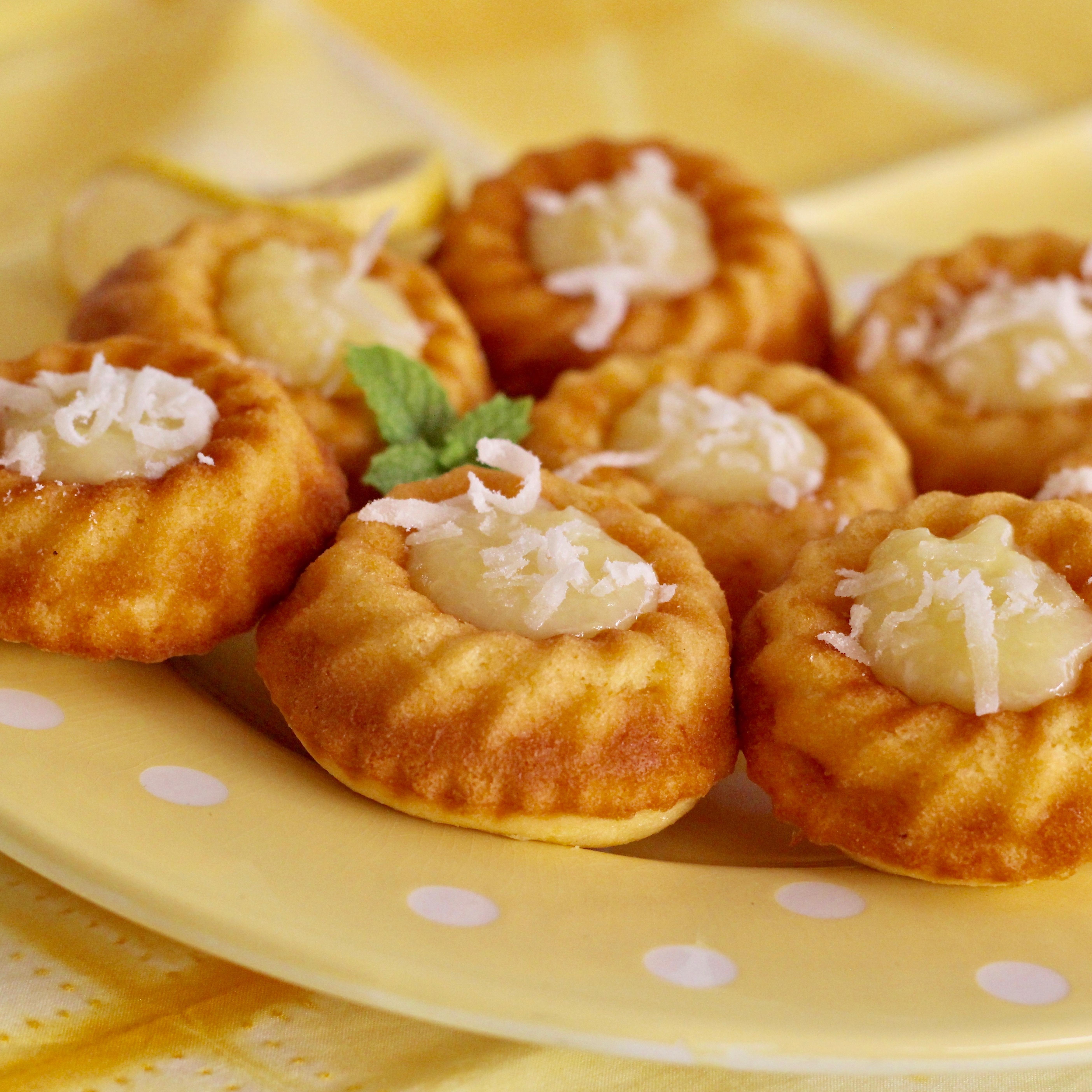 Pina Colada Cake Palmas Del Mar-Style camille
