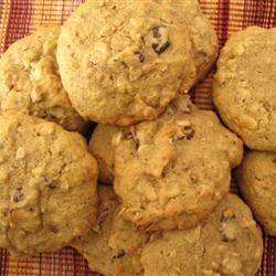 Persimmon Cookies II Margaret Thatcher