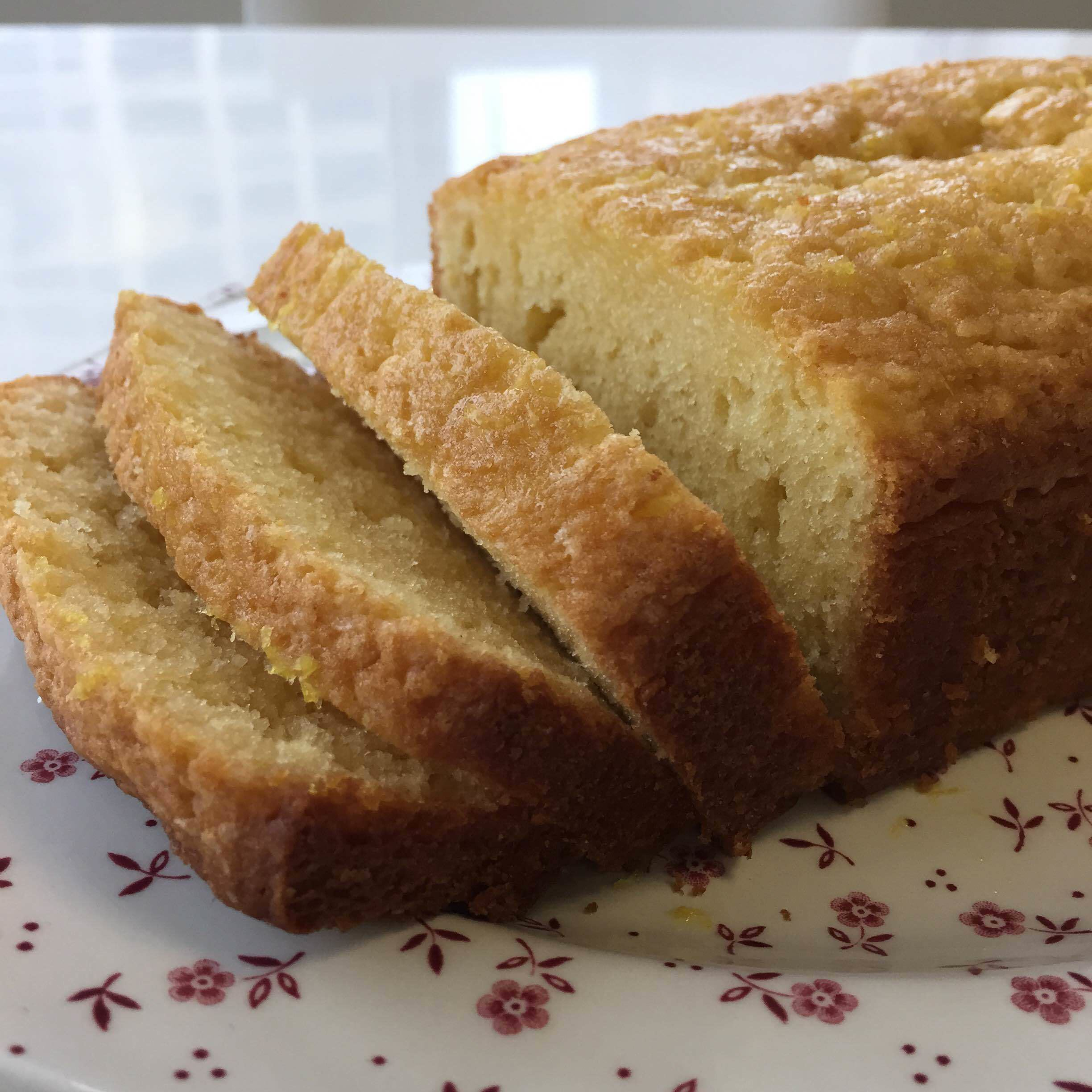 This easy to make loaf cake gets an extra boost of lemon flavor with the addition of lemon curd. It's perfect for picnics or as an afternoon treat! This recipe will make 16 to 18 cupcakes if you prefer. Reduce baking time for cupcakes to about 45 minutes.