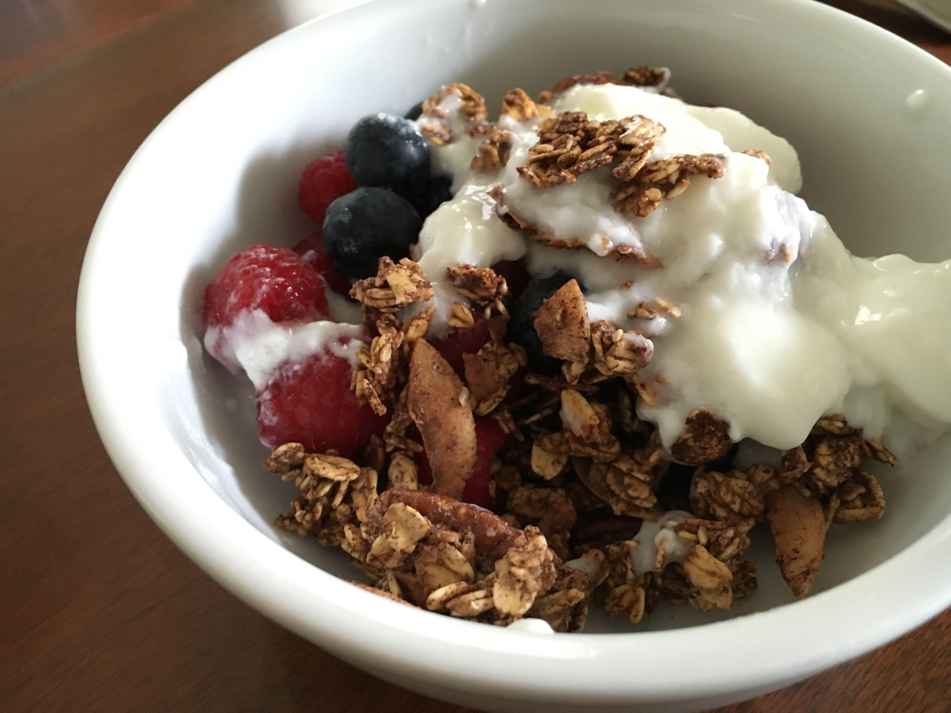Crunchy Sugar-Free Granola AllrecipesPhoto