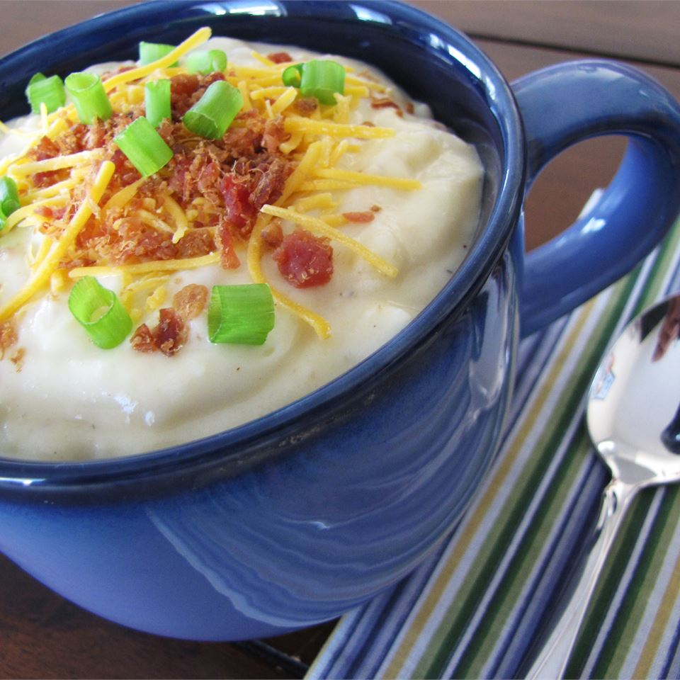 Baked Potato Soup V TLNATION