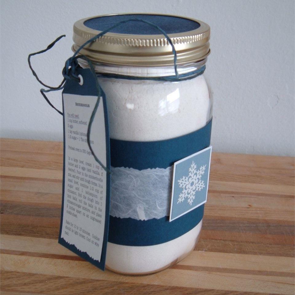 Snickerdoodle Mix in a Jar Diane