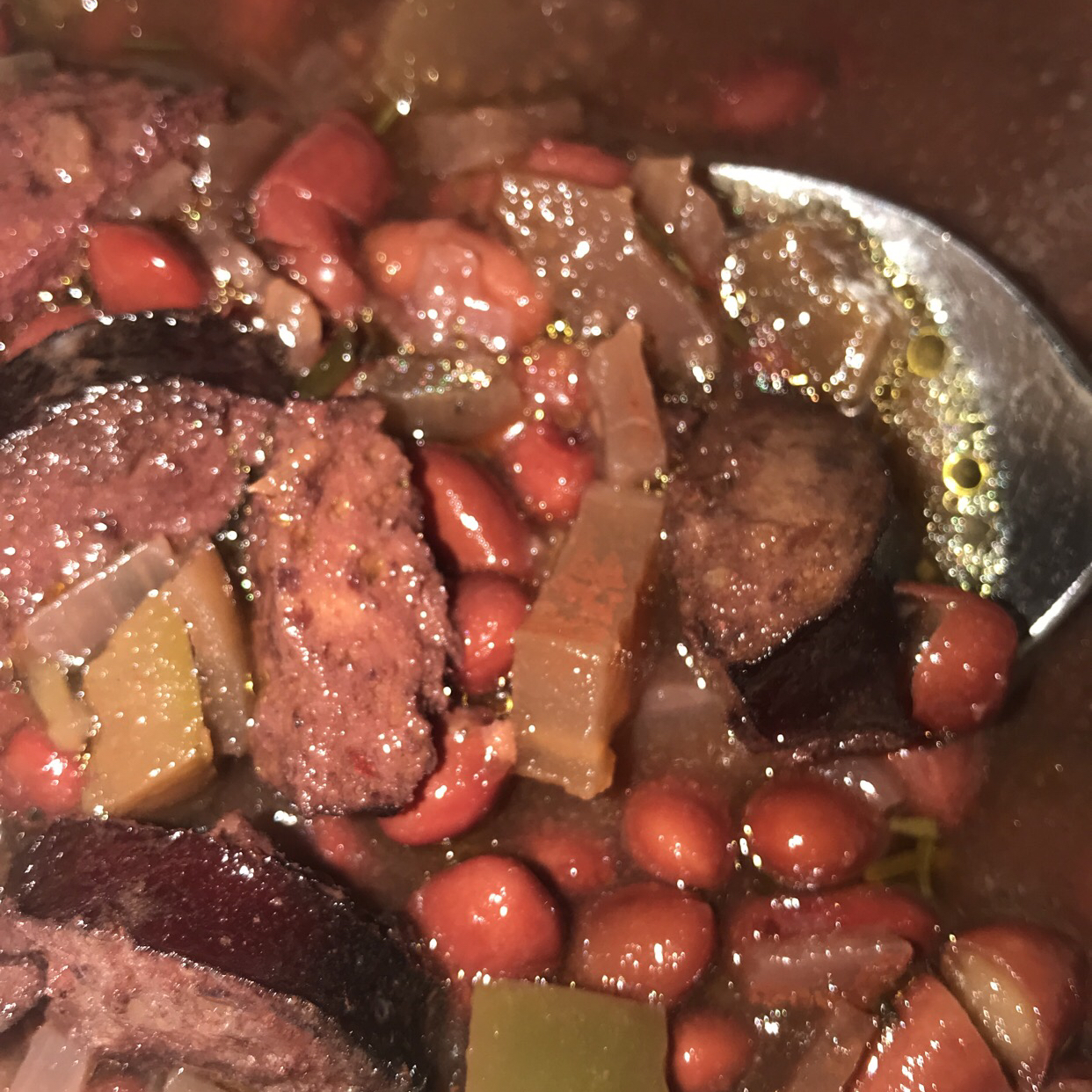 Slow Cooker Red Beans and Rice Baydin Alvarez