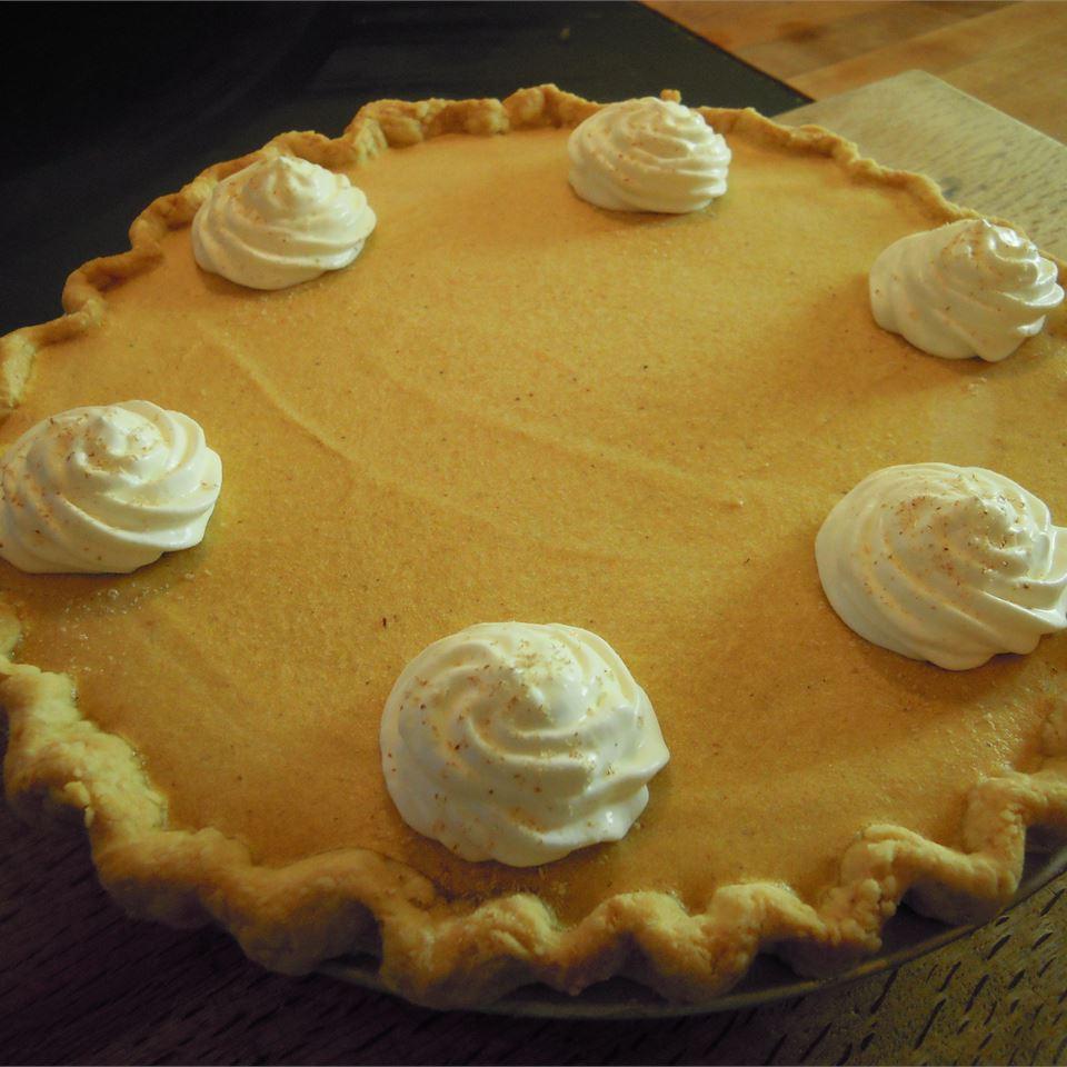 Pumpkin Bavarian Cream Tart FrancesC