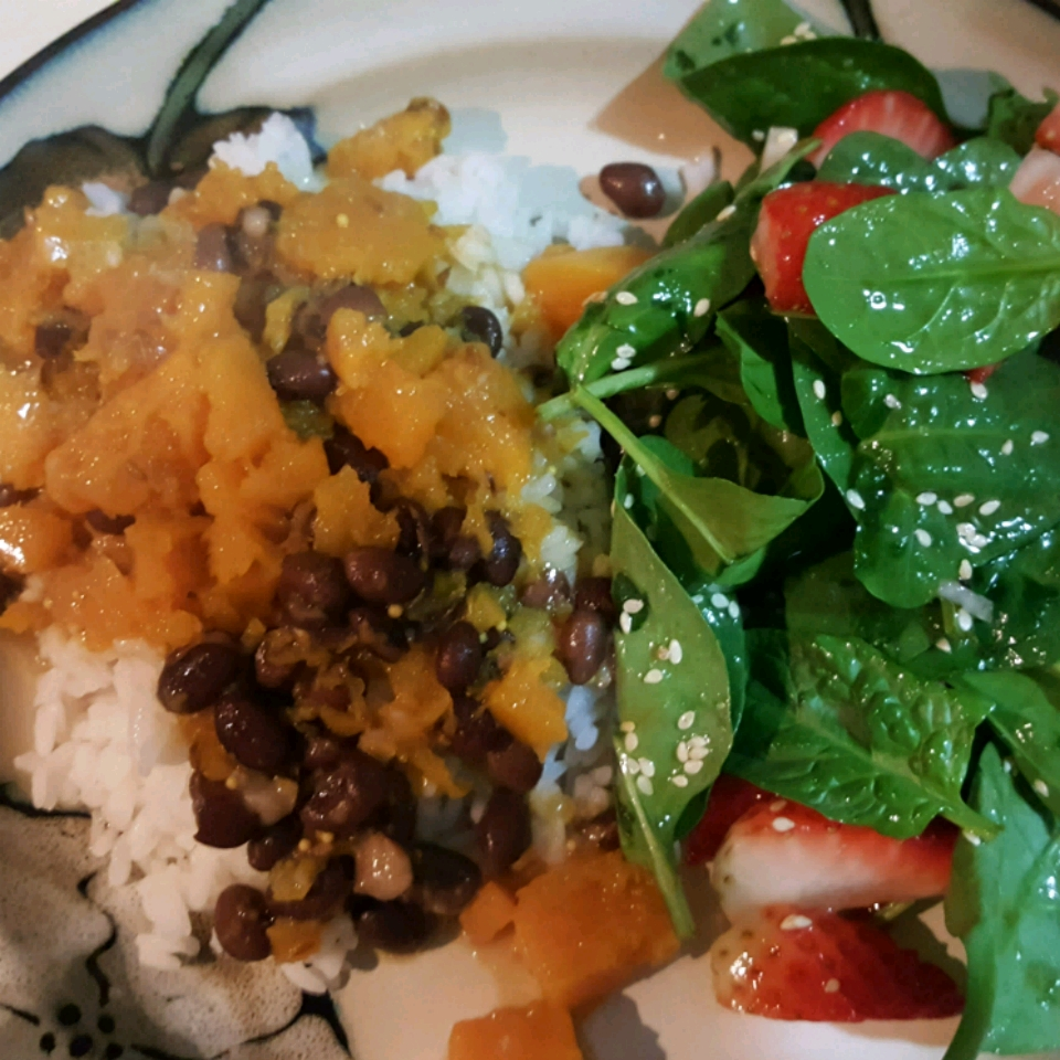 Butternut Squash Coconut Curry Colleen Seal