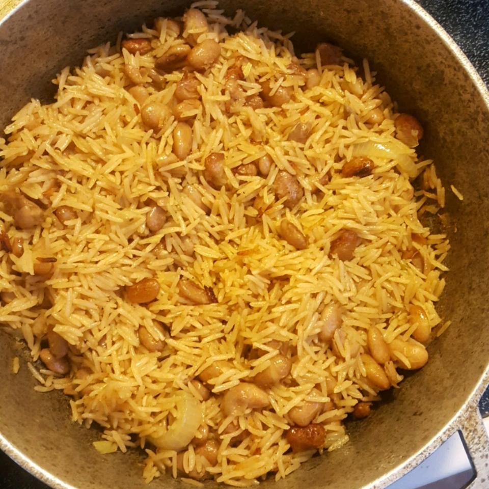 Rice & Beans (Haitian Style) Ingrid Dautruche