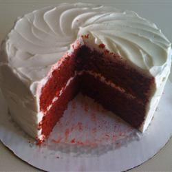 Red Velvet Cake I Lady Monte