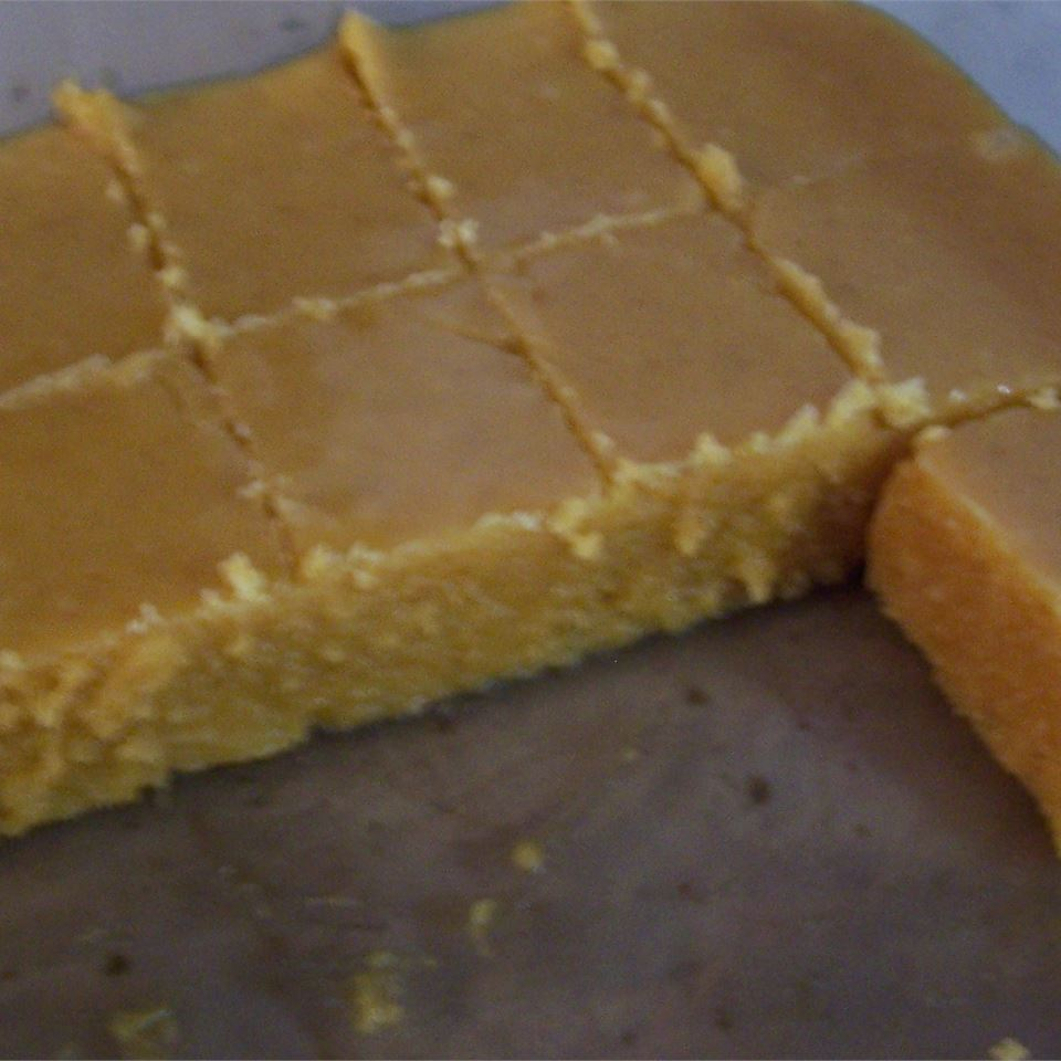 Old-Fashioned Pumpkin Fudge Grumpy's Honeybunch