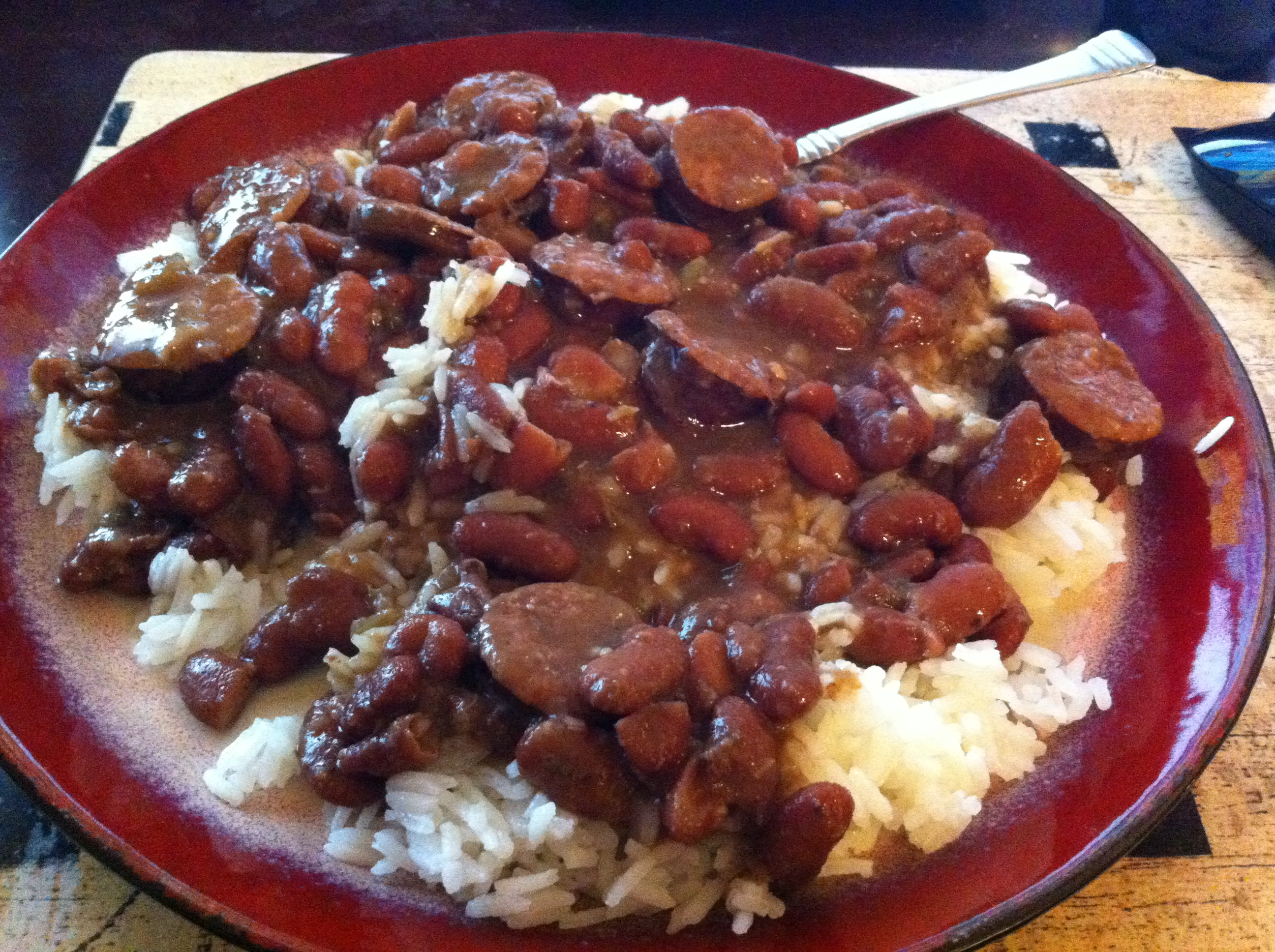 Easy Red Beans And Rice Recipe Allrecipes