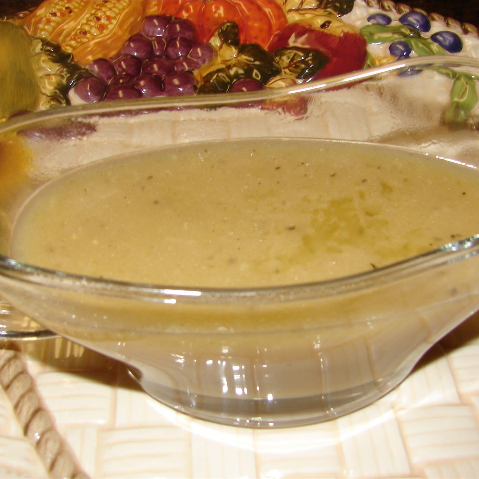 Savory Turkey Gravy GodivaGirl