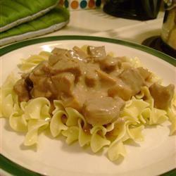 Beef Tips and Noodles CCDASILVA