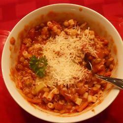 Sicilian Lentil Pasta Sauce Kristin Licavoli