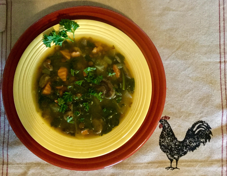 Lentil Power Soup