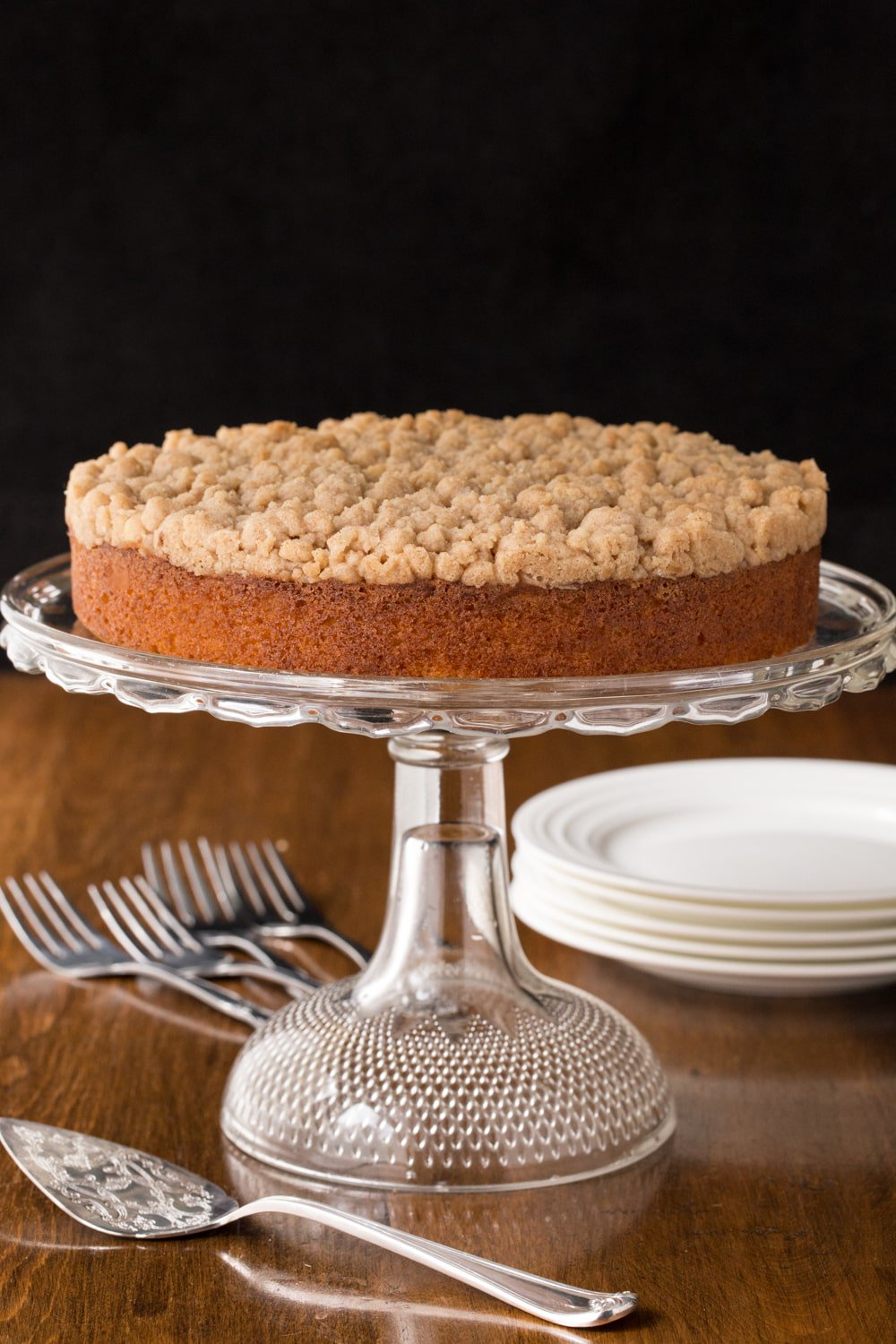 Bisquick® Coffee Cake