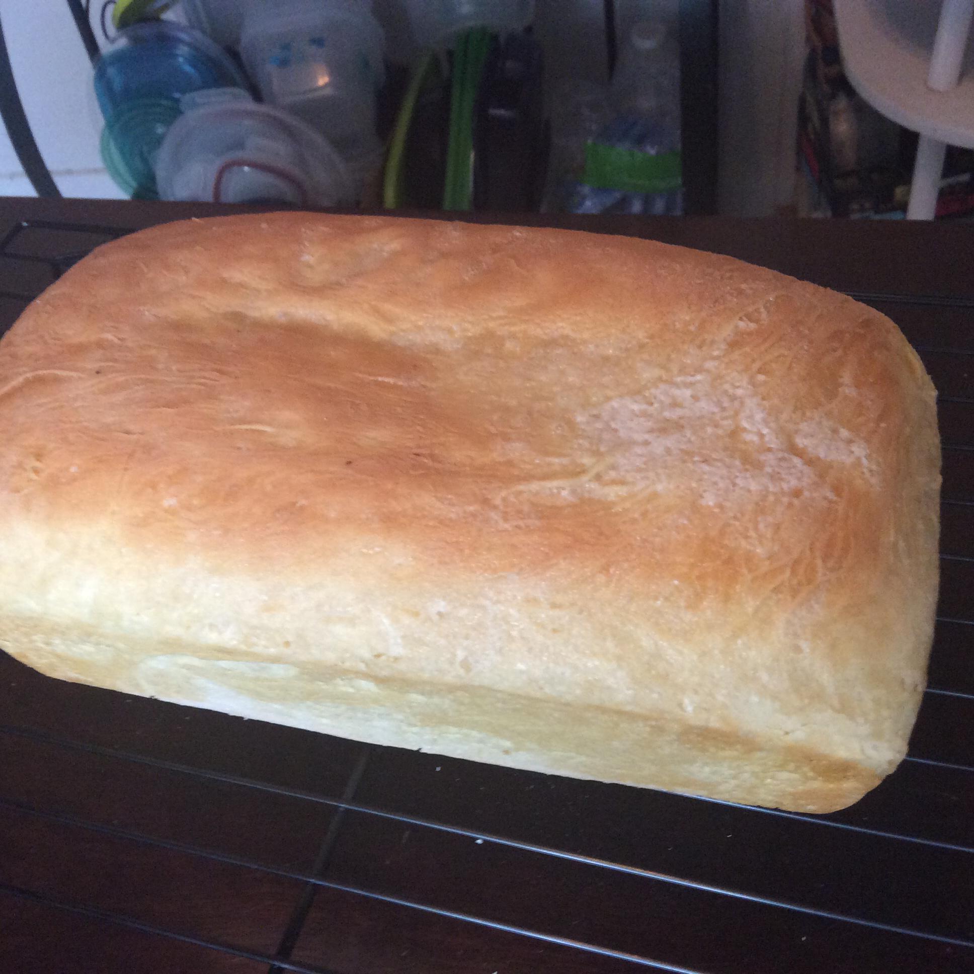 Fresh Yeast Bread Carl Jarratt