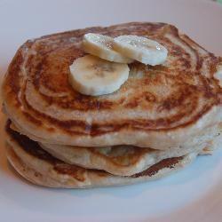 Banana Pancakes II