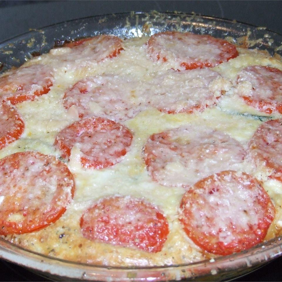 Mimi's Zucchini Pie