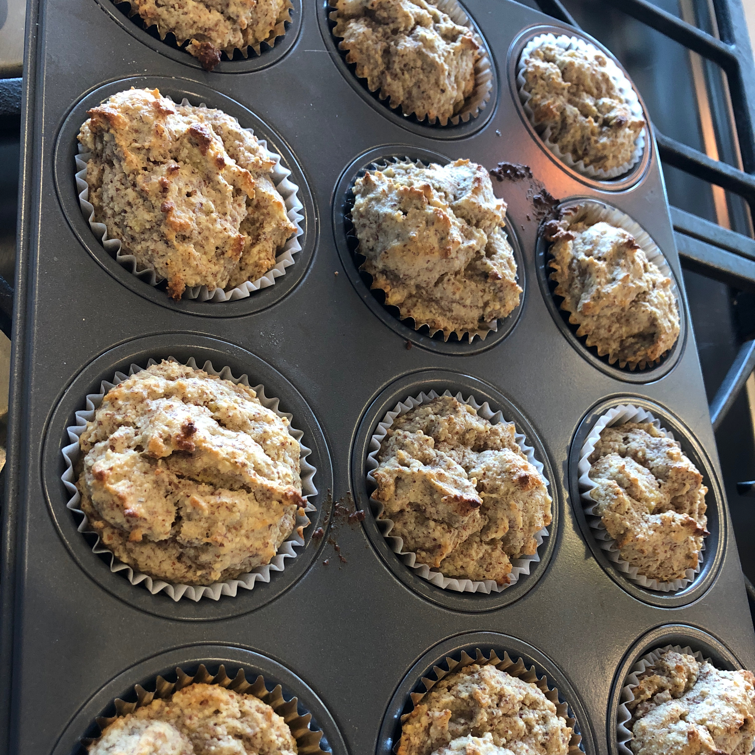 Whole30® Banana Bread Drop Muffins slee