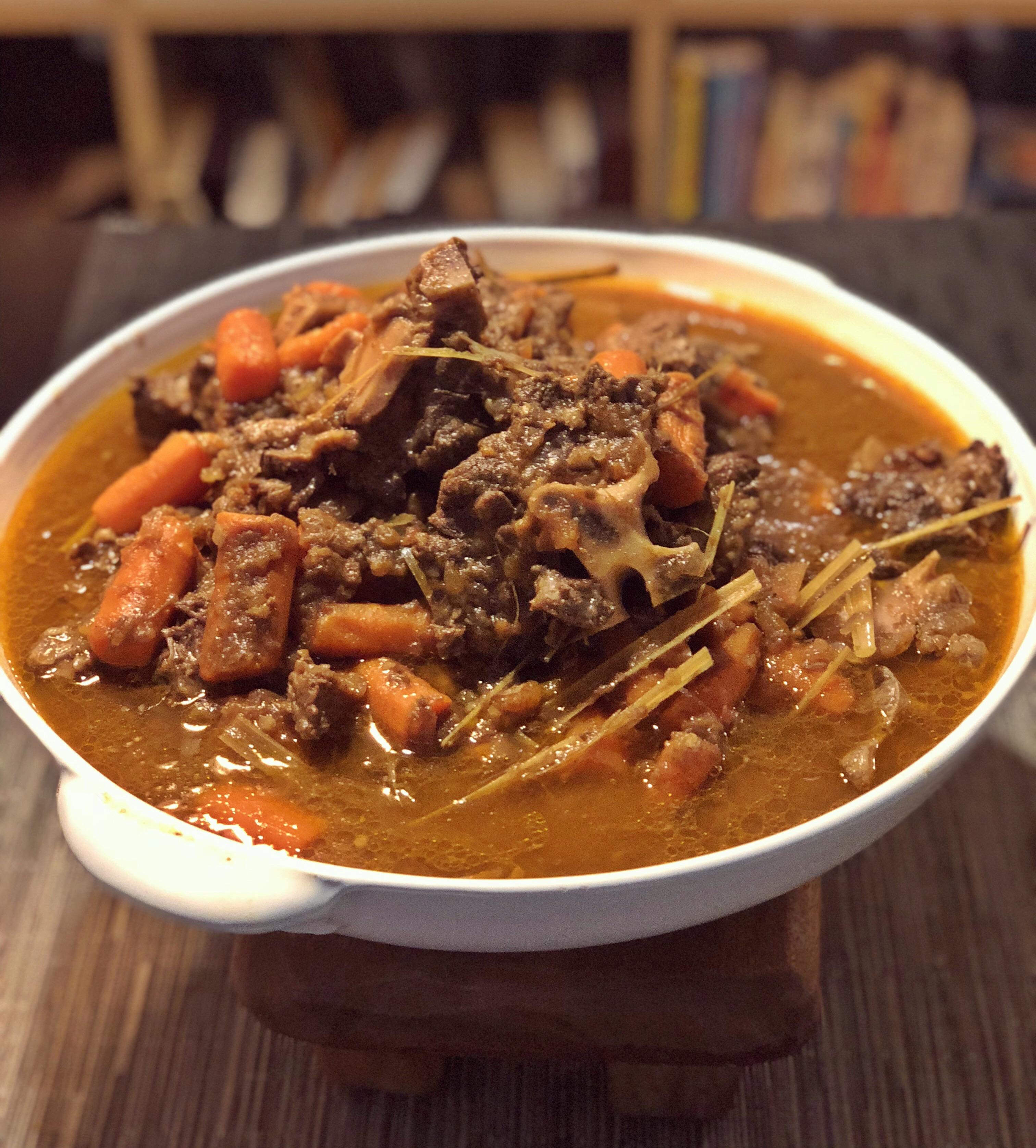 Bo Kho (Spicy Vietnamese Beef Stew)