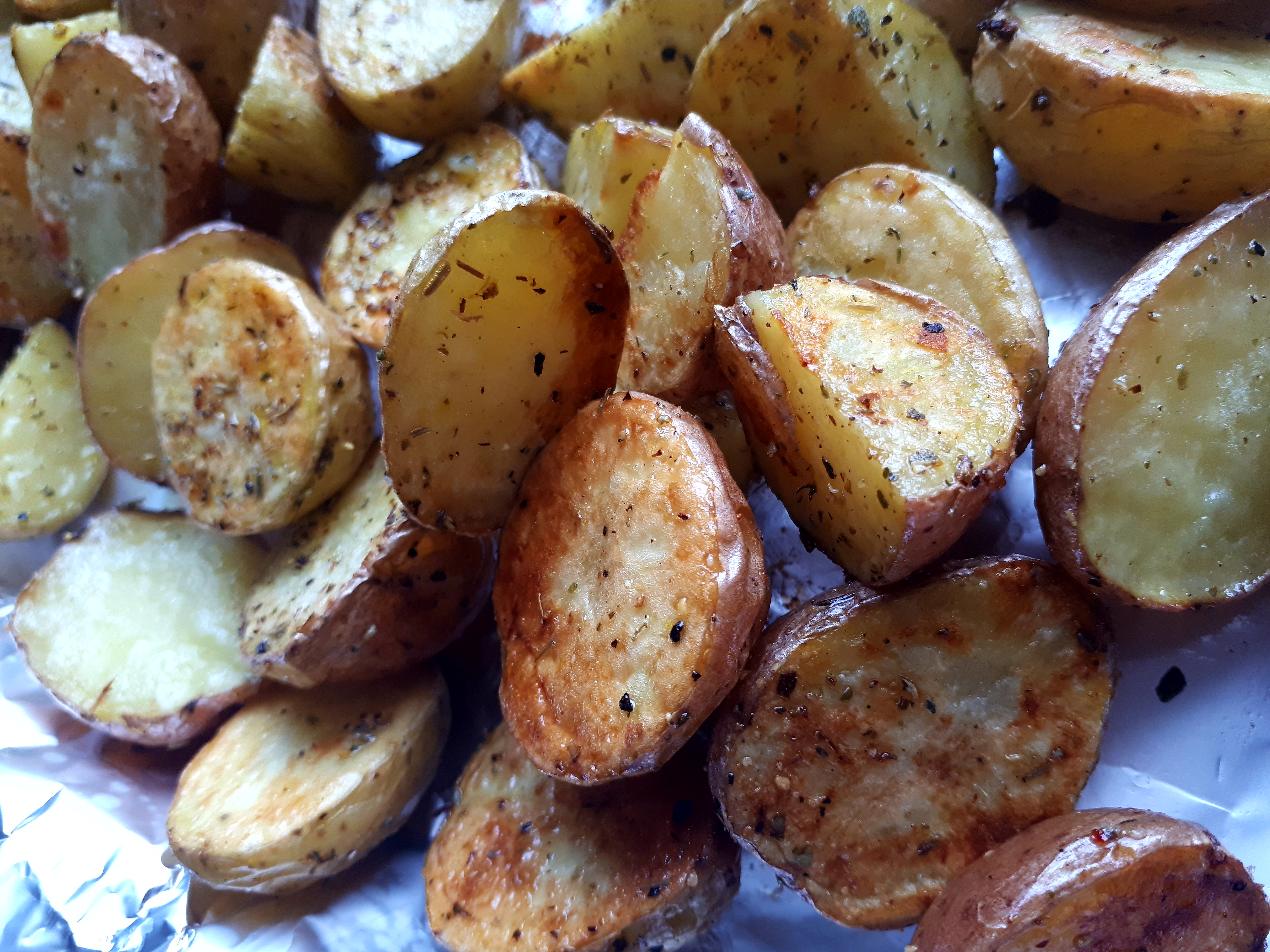 Special  Roasted Potatoes Chef V