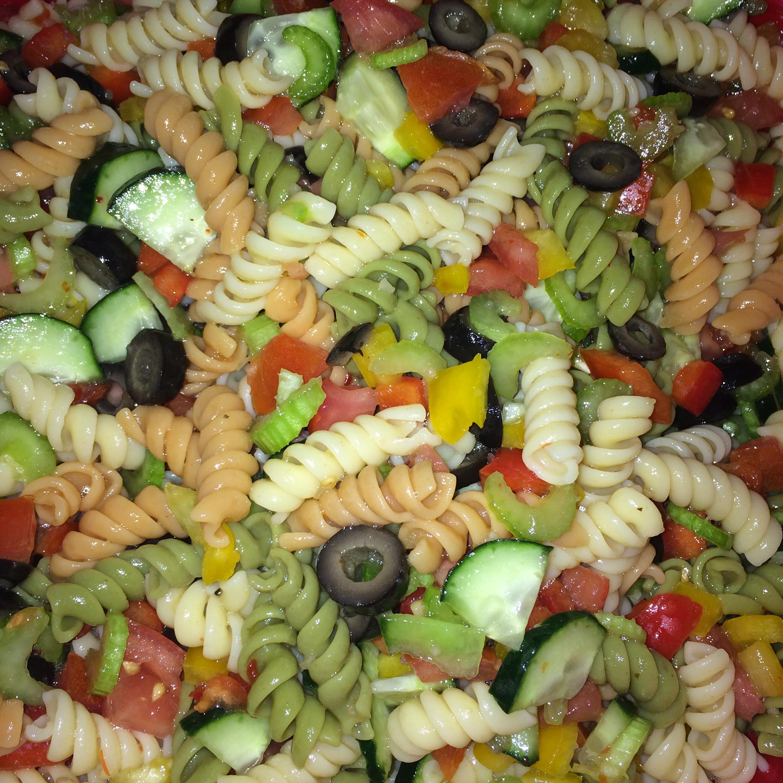 Easy Italian Pasta Salad Melissa