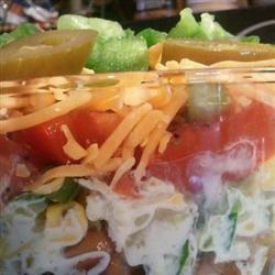 Cornbread Salad I Victoria Caylor