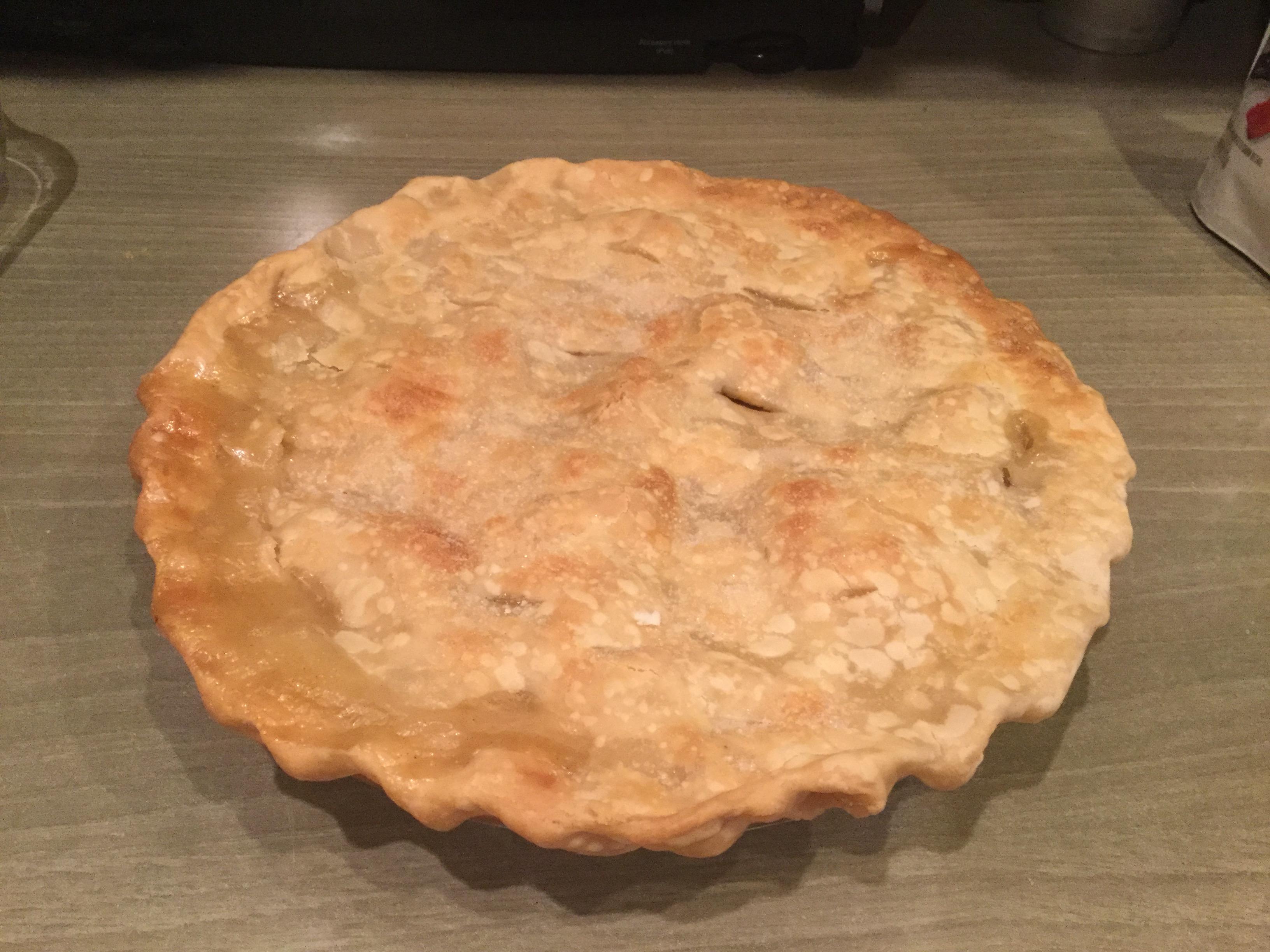Pear Pie I