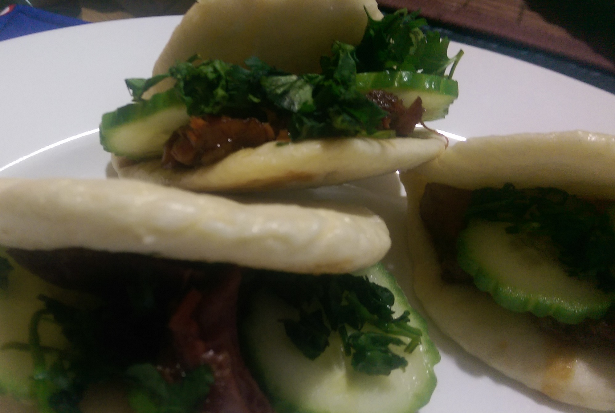 Andrea's Steamed Buns Irene Y