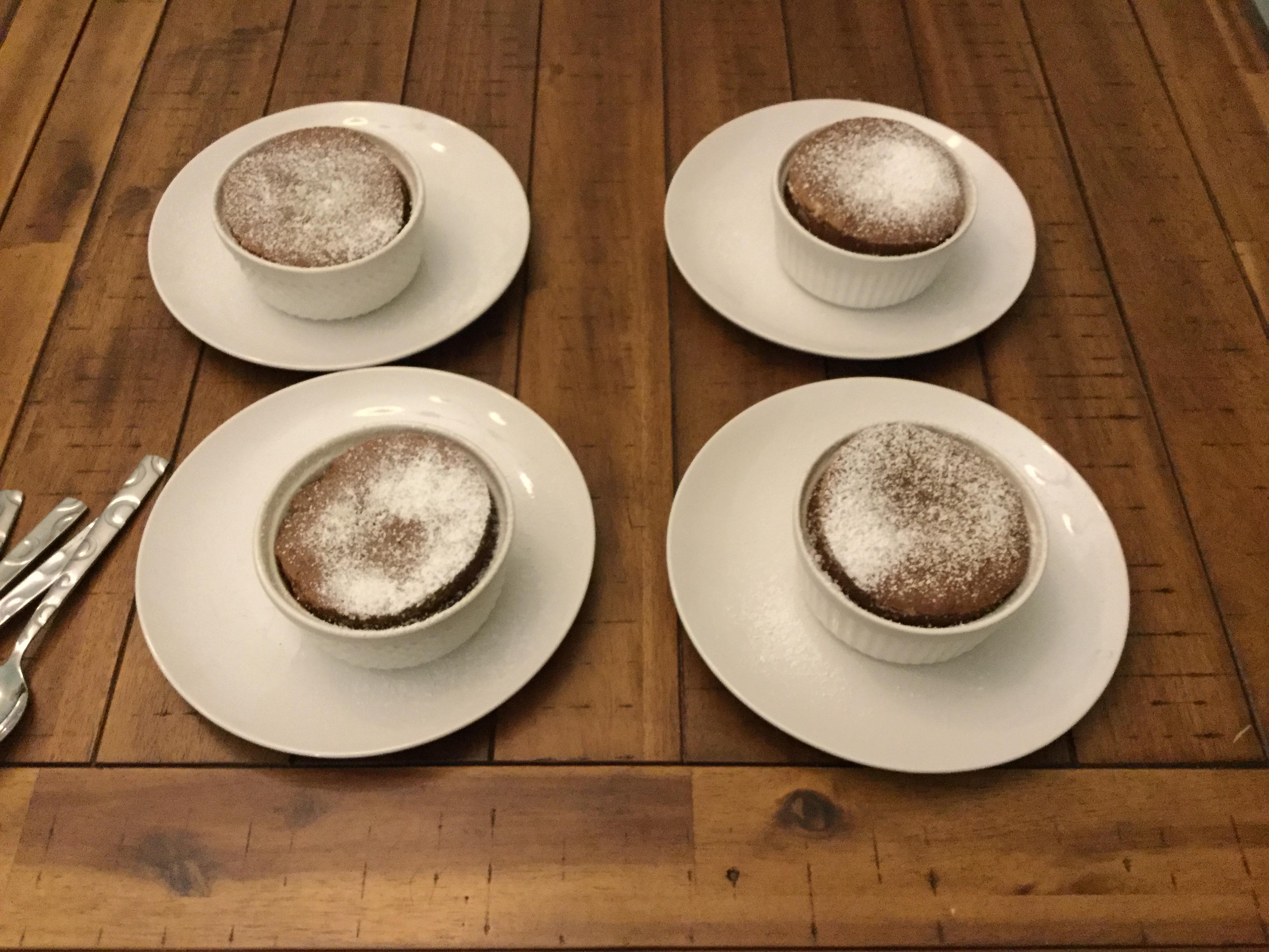 Chef John's Chocolate Souffle Meretia