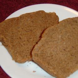 Steakhouse Black Bread
