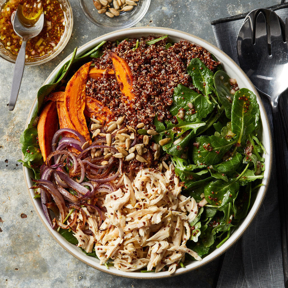 Quinoa Power Salad Trusted Brands