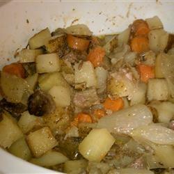 Autumn Beef Stew Elisha Baker