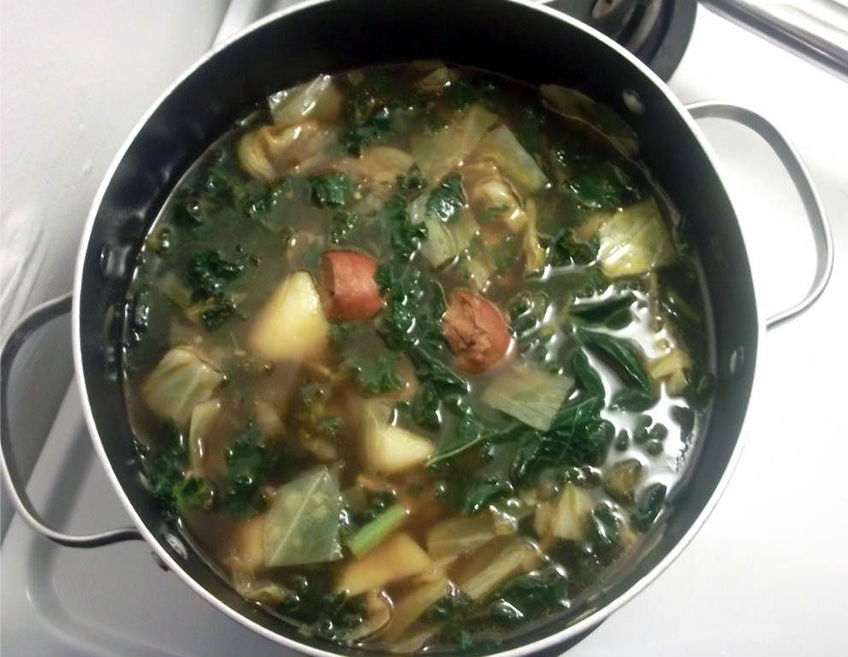 Kale Soup Scotty