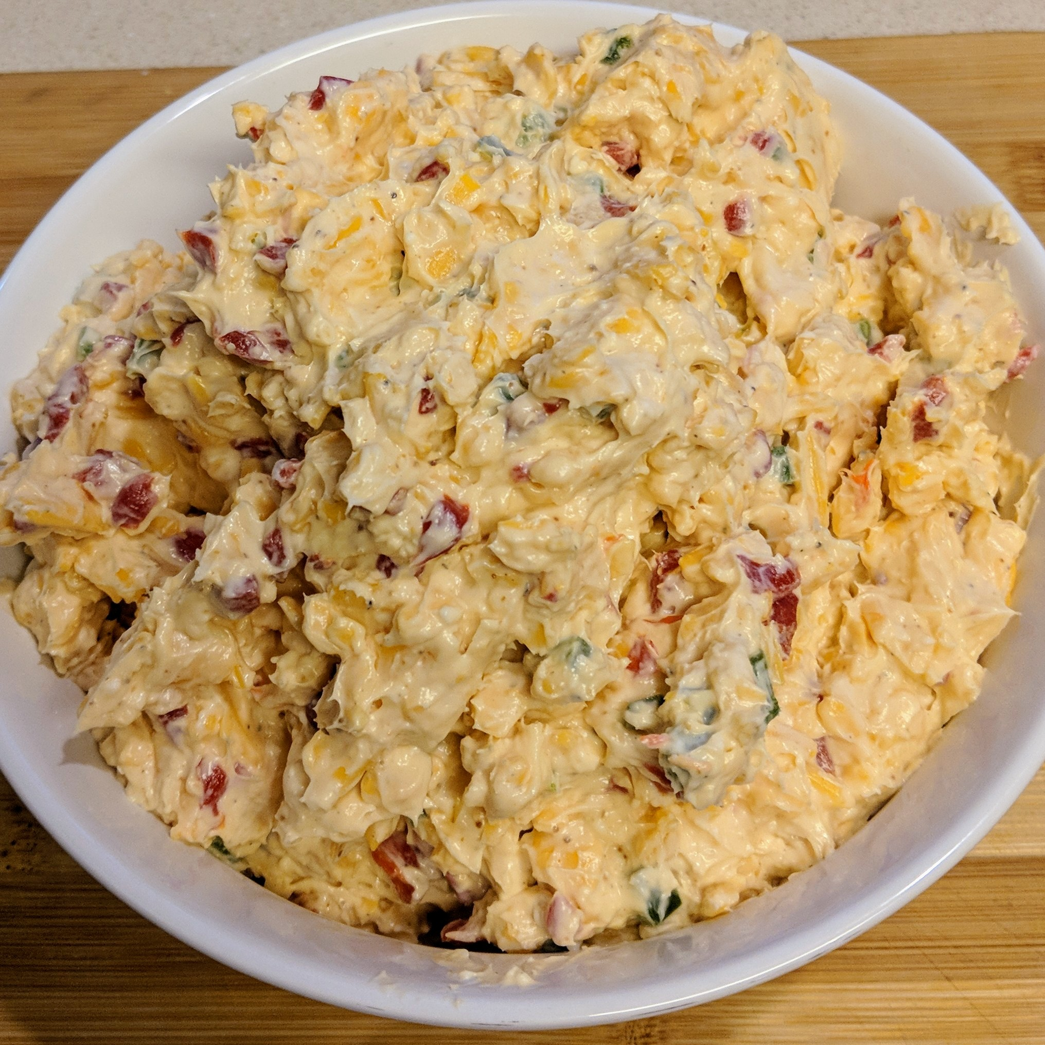 Southern Pimento Cheese CookinDaddy