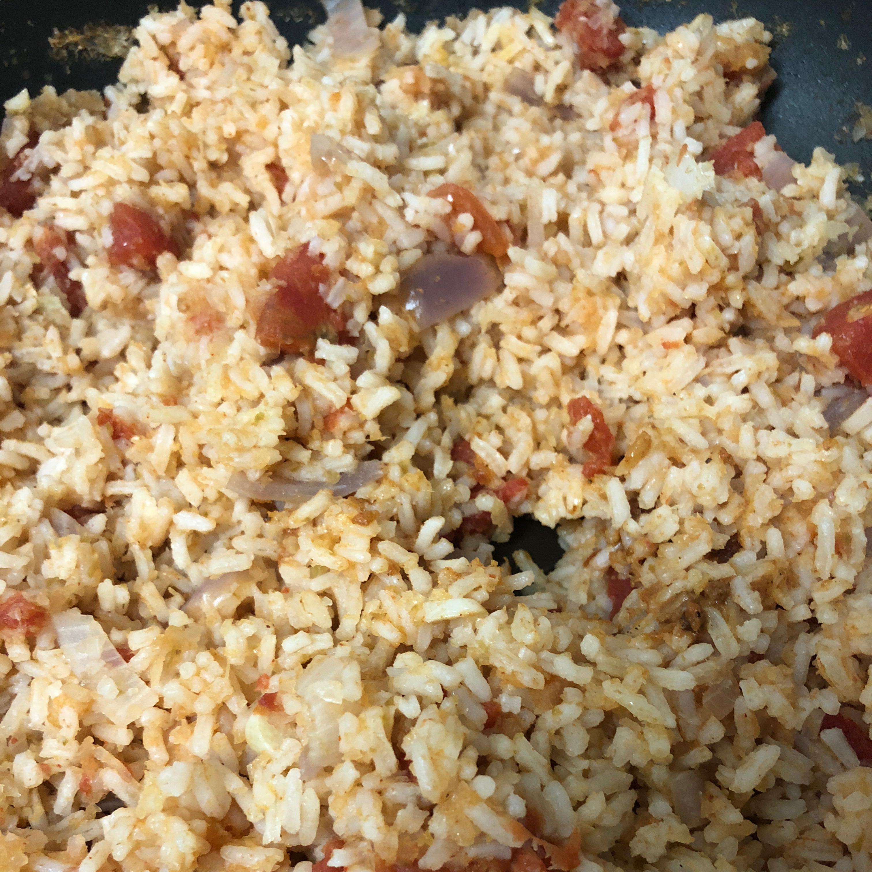 Spanish Rice II