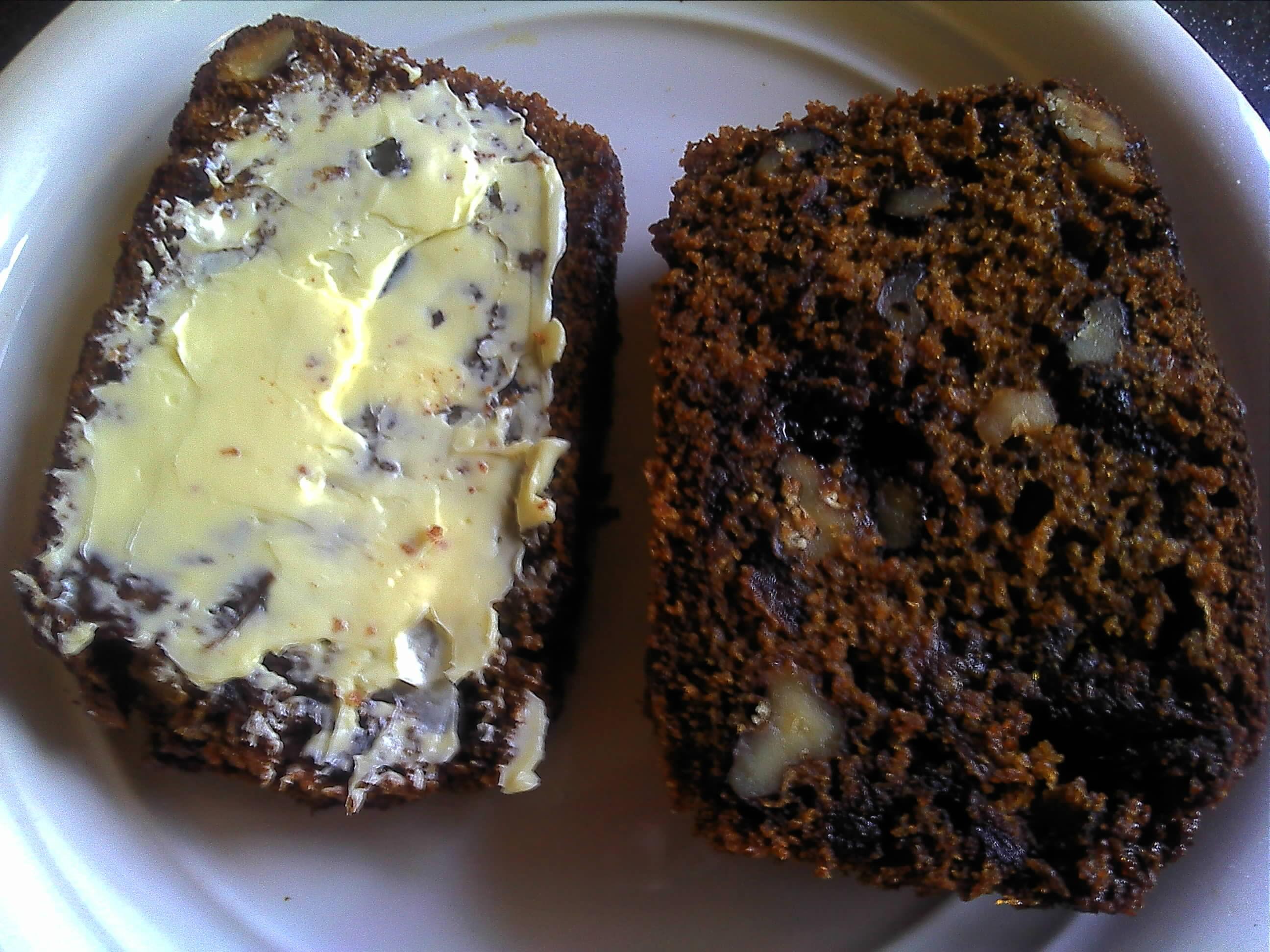 British Date and Walnut Loaf Cake AllrecipesPhoto