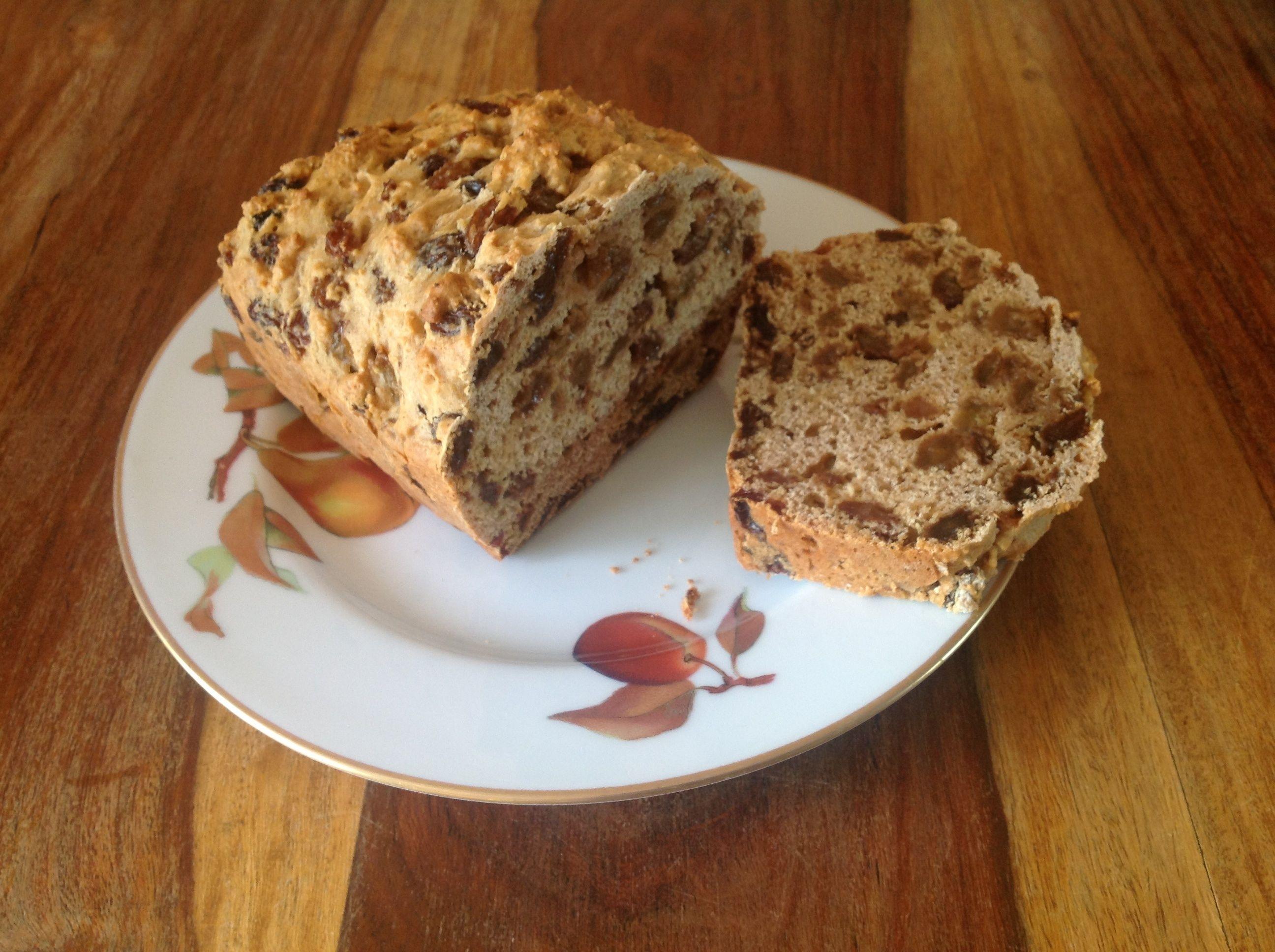 Almost Fat-Free British Tea Loaf AllrecipesPhoto