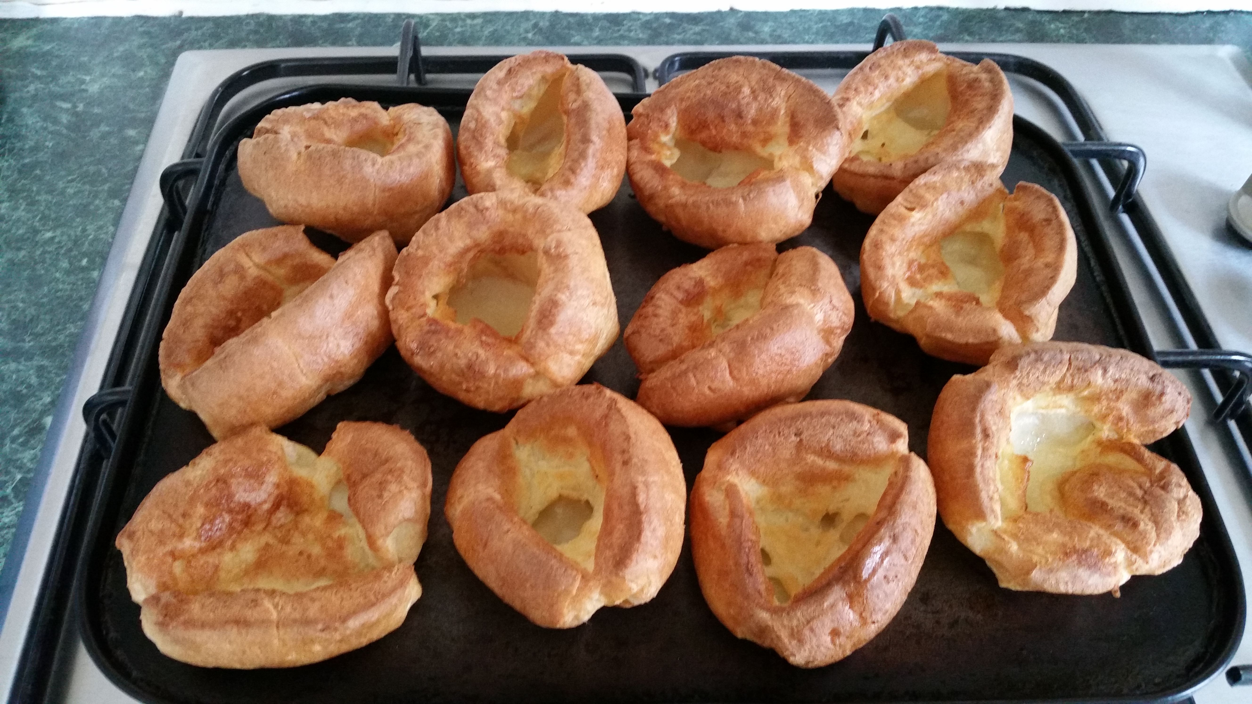 Fool-Proof Yorkshire Puddings